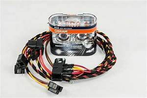 Vw Golf Mk1 Mk2 Uprated Headlight Wiring Loom Harness