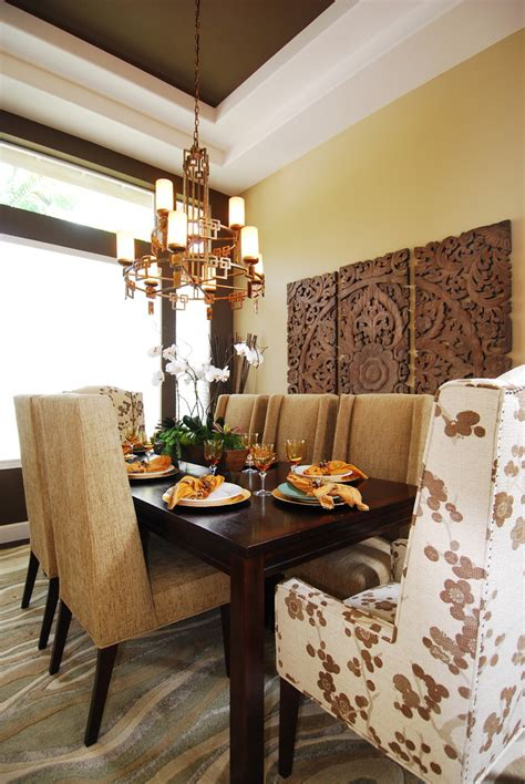 ideas for dining room walls sensational decorative wall panels decorating ideas gallery in dining room modern design ideas