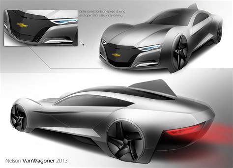 chevrolet volt concept  nelson vanwagoner design