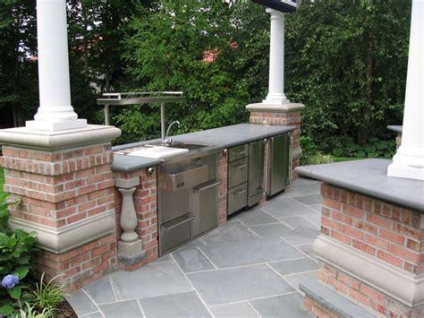 custom outdoor bar bbq grill design installation