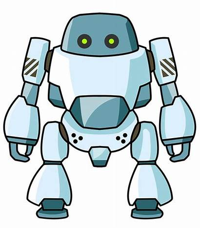 Robots Cartoon Google