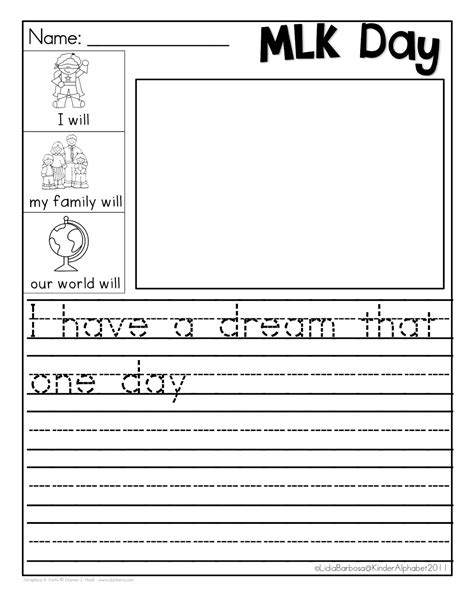 Freebielicious Martin Luther King Jr Freebie { I Have A Dream }