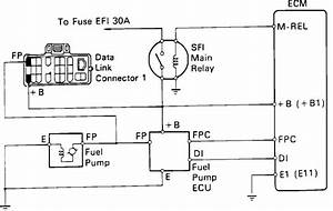 Where Is The Fuel Pump Relay Located On A 92 Lexus Sc300