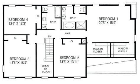 how to make blueprints for a house house 21122 blueprint details floor plans