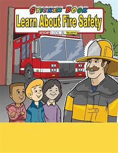 Learn About Fire Safety Sticker Book,China Wholesale Learn ...