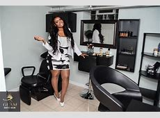 The Grand Opening of My Small Home Beauty Salon YouTube