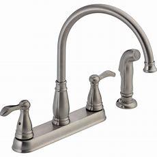 Delta Porter Kitchen Faucet Clog  Terry Love Plumbing