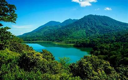 Bali Indonesia Wallpapers Agung Desktop Mount Nature