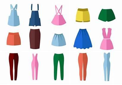 Vector Shorts Clipart Psd Mockup Vectors Woman