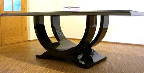 deco tisch design beistelltisch original deco 50 cm kupfer schwarz glastisch tisch mit glasplatte