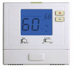 Heat Pump Outside Thermostat   Digital Temperature
