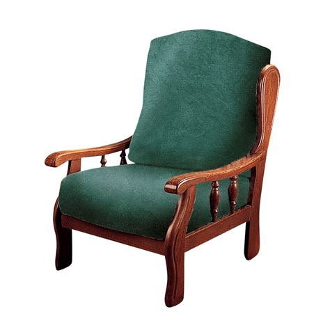Housses Coussins Canapé - housse extensible pour siège rustique polyester et coton