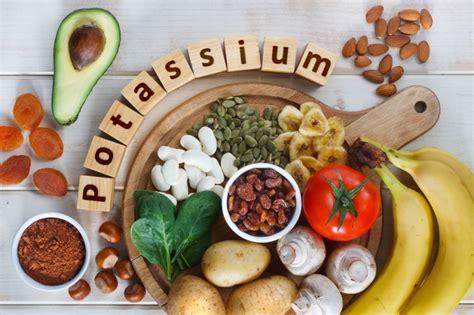 alimenti ricchi  potassio ecco quali scegliere  il