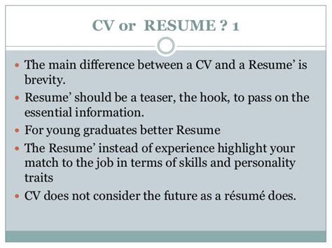 Difference Between Resume And Cv by Differences Between Cv And Resume Thesispapers Web Fc2