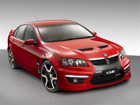 holden gts sports car zone gallery holden hsv e2 facelift unveiled