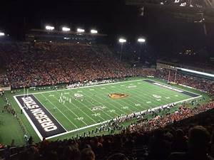Reser Stadium  Section 225  Home Of Oregon State Beavers