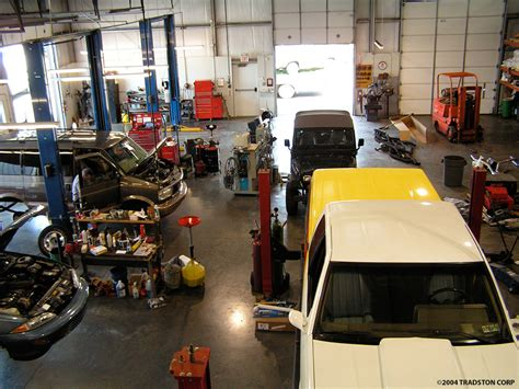 Auto Body Shops Metal Buildings, Auto Repair Shop Steel