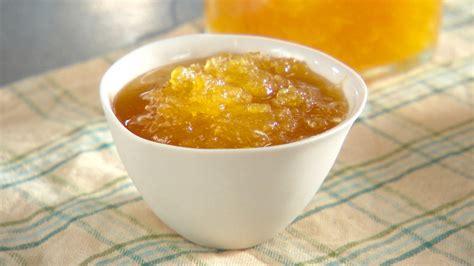 pineapple jam recipe video martha stewart