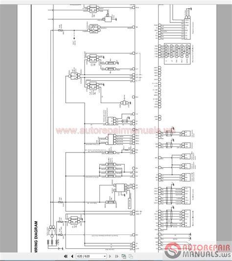 tcm forklift distributor wiring diagram tcm forklift