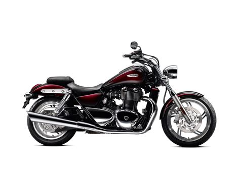 motorcycle pictures triumph thunderbird