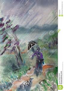 Weather Raining Cats and Dogs