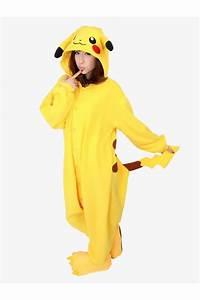 pikachu kigurumi onesie