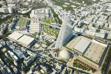 renovation  paris expo porte de versailles meeting