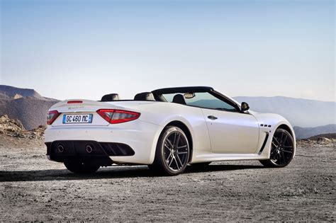 maserati 2017 granturismo 2017 maserati granturismo convertible pricing for sale