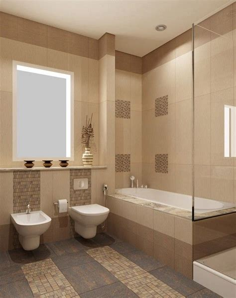 Beige Bathroom Designs by 17 Best Ideas About Brown Tile Bathrooms On