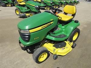 2010 John Deere X320 - Lawn  U0026 Garden Tractors