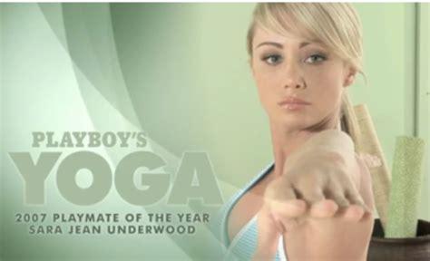 Playboy Yoga Videos With Sara Jean Underwood Elephant