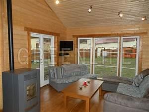 Prix Kit Maison Bois : maison bois louisa 140 maison bois greenlife ~ Premium-room.com Idées de Décoration
