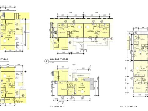 multi level house floor plans multi unit plans ideas house plans 50142