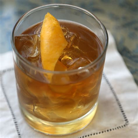 fashioned recipe recipe for bourbon old fashioned cocktail popsugar food
