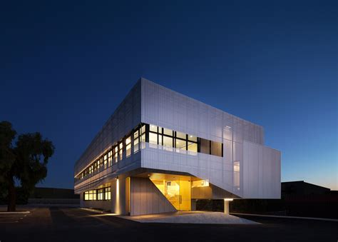 Sanwell Office Building  Braham Architects Archdaily