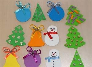 Weihnachtsbasteln Mit Kindern Vorlagen : basteln mit moosgummi zu weihnachten ornamente tannenbaum ~ Watch28wear.com Haus und Dekorationen