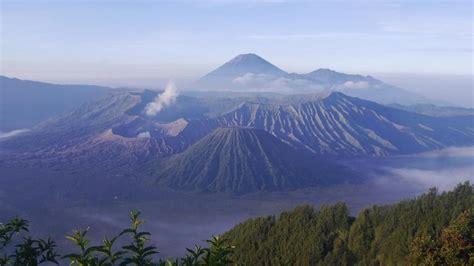 terbaru  pemandangan gunung bromo pagi hari