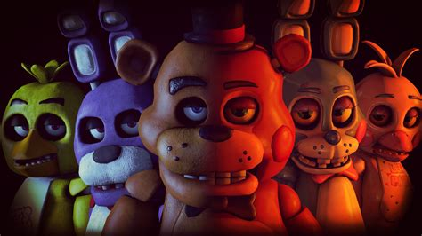 Five Nights At Freddy S Animated Wallpaper - five nights at freddy s creator confirms upcoming