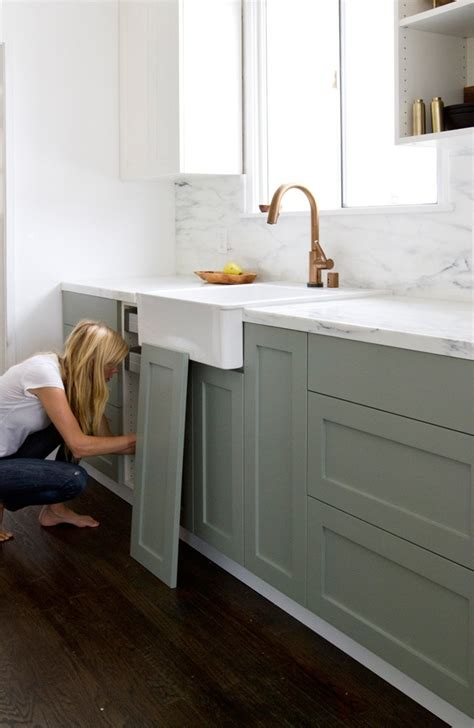 Ikea Cabinet Fronts by Ikea Upgrade The Semihandmade Kitchen Remodel Remodelista