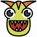 Monster Icon Lineal Icons