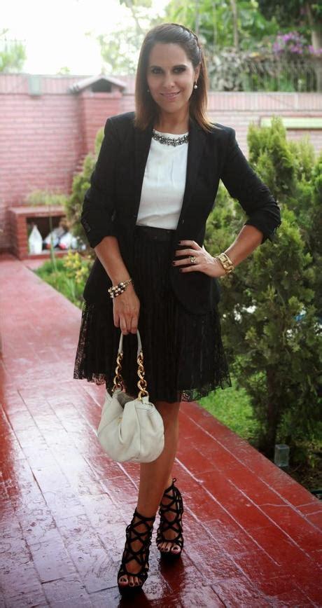 MIS LOOKS - Un outfit blanco y negro - Paperblog