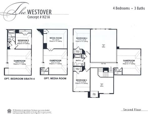k hovnanian virginia ii floor plans k hovnanian floorplans for winding creek community in