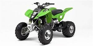 Kawasaki Kfx 400 Service Manual Repair 2003-2006 Kfx400