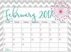 February 2017 Calendar San Diego Calendar And Images