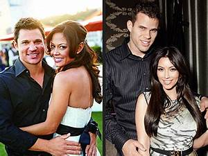 Pics For > Kim Kardashian And Nick Lachey