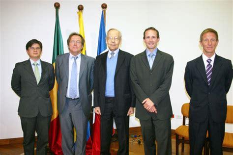 chaire de droit continental en colombie fondation pour
