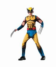 Wolverine Costume For Kids