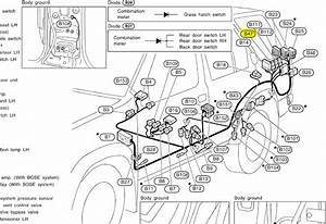 Nisson Pathfinder Starter Wiring Diagram