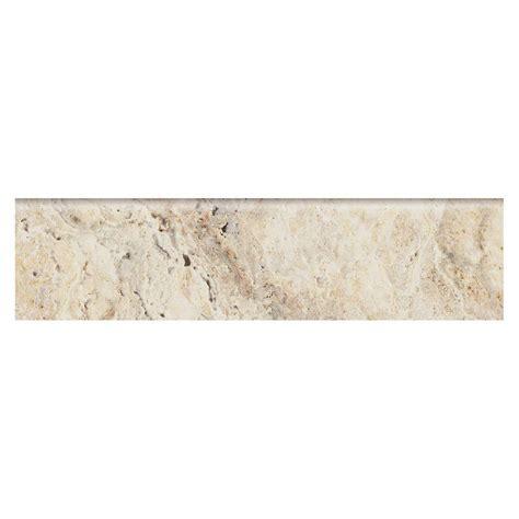 tile bullnose trim marazzi travisano trevi 3 in x 12 in porcelain bullnose trim floor and wall tile ulp4 the