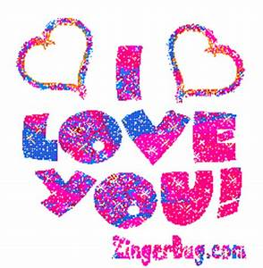 I Love You Glitter Graphics For Facebook | www.pixshark ...